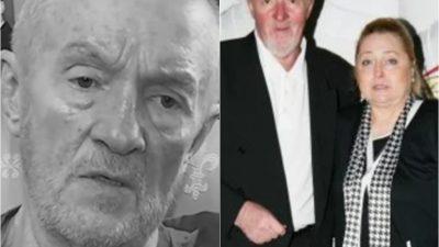 EXCLUSIV Văduva lui Vladimir Găitan, mesaj răvășitor la 40 de zile după moartea actorului. Ce a făcut fix înainte să moară