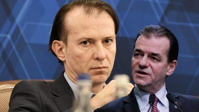 Florin Cîțu, lovitură dură pentru Orban. Ce a dezvăluit despre el, în prima ședință de guvern