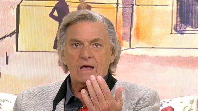 """Florin Piersic, apel bizar pe mobil. Ce a auzit când a răspuns: """"E adevărat că ați murit?"""""""