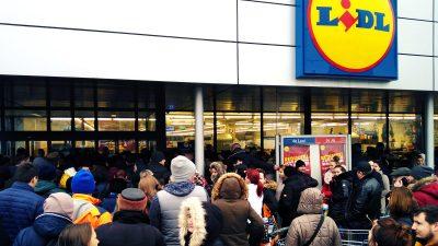 Lidl România, 'cadouri de Crăciun' pentru clienți. Se întâmplă de mâine în toate magazinele
