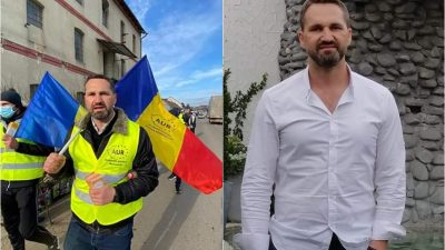 Mihai Lasca, deputat AUR, a încălcat legea. E ireal ce a putut să îi facă unui șofer, în trafic