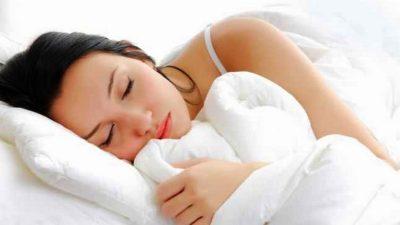 Ce se întâmplă în corp când dormi 8 ore pe noapte. Cele mai bune vești pentru femei