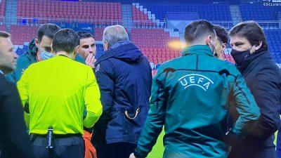 VIDEO Brigada românească a provocat scandalul anului în Champions League! Ce a decis UEFA după derapajul rasist al lui Colţescu
