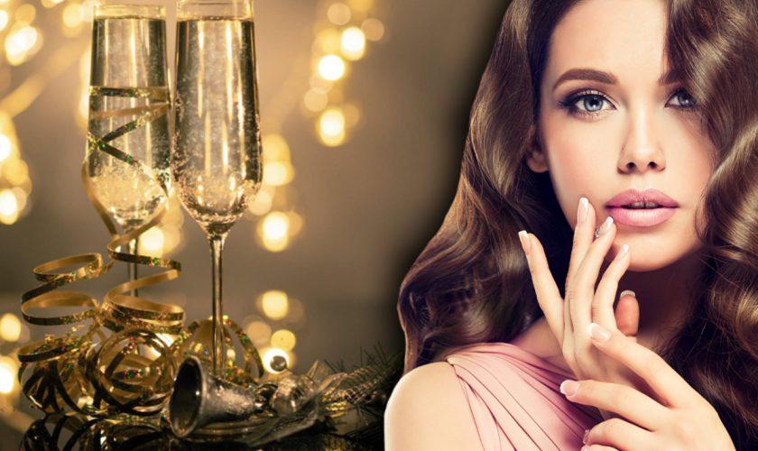 Trucuri de frumusețe pentru Revelion 2021. În 4 pași ești splendidă