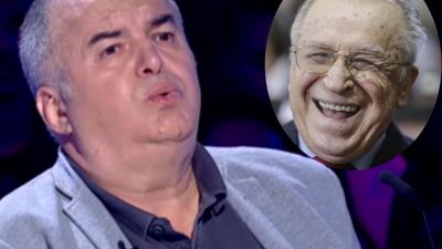 EXCLUSIV Ce au Florin Călinescu și Ion Iliescu în comun. Secretul care îi leagă pe cei doi, dezvăluit acum