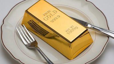 Ce este aurul comestibil, de fapt. Secretul lui s-a aflat: cât de sănătos e pentru corpul uman