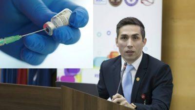 Ce se întâmplă cu vaccinarea în România, pe 4 ianuarie. Valeriu Gheorghiță a făcut anunțul zilei