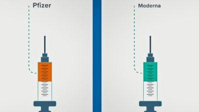 Ce substanțe conțin vaccinurile Pfizer și Moderna, de fapt. S-au aflat acum două ingrediente des folosite