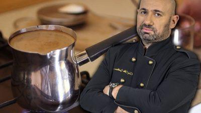 Cum se face cea mai bună cafea la ibric, de fapt. Secretul, divulgat de Cătălin Scărlătescu