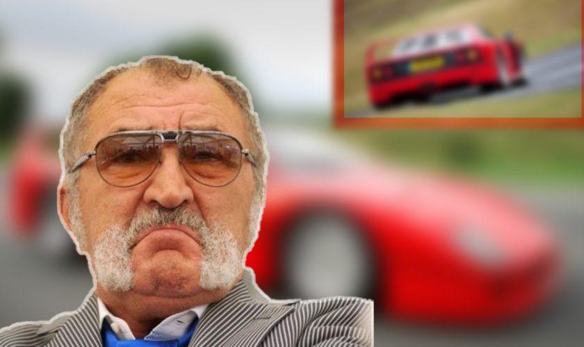"""Ireal! Ce a uitat Ion Țiriac într-un garaj: """"Eu am avut treabă toată viața mea, înțelegeți?"""""""