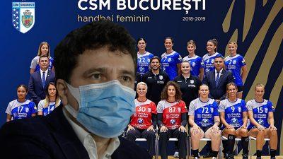 Nicușor Dan, anunț final pentru CSM București. Ce decizie a luat chiar aseară