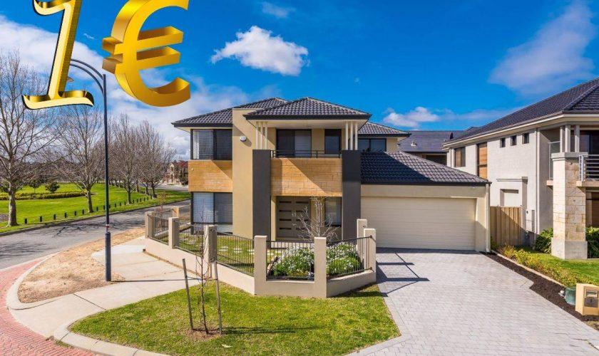 Orașul care își vinde casele cu 1 euro. Primarul este disperat, ce fenomen se întâmplă aici