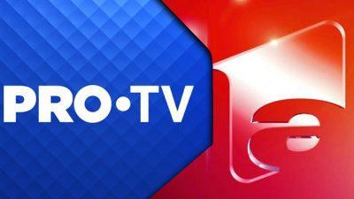 Pro TV și Antena 1 au primit o lovitură neașteptată. Ce s-a întâmplat aseară este fără precedent