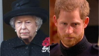 Regina Elisabeta, lovitură de grație Prințului Harry. Ce i-a făcut în doar 2 secunde e ireal