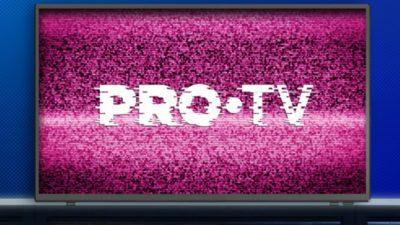 Revenire surpriză la Pro TV. Apare în noua emisiune, după tot scandalul de la alegeri