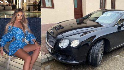 EXCLUSIV Bianca Drăgușanu a spus adevărul despre Bentley-ul său. Cine i l-a plătit, de fapt