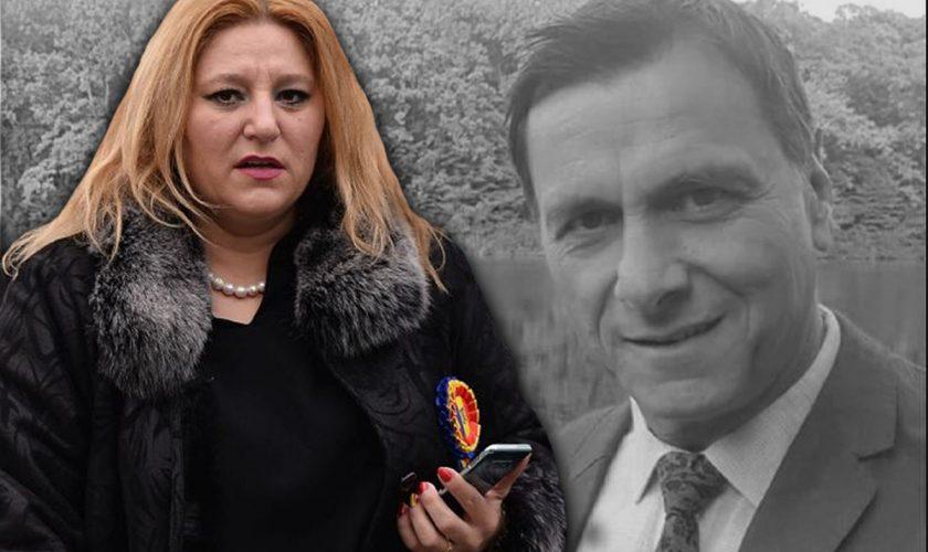 Diana Șoșoacă, mutare de ultimă oră înaintea incinerării lui Bogdan Stanoevici. Ce vrea senatoarea AUR