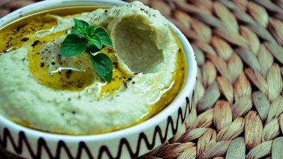 Cum faci acasă cel mai bun hummus cu avocado. Rețeta specială, totul e gata în doar 60 de minute