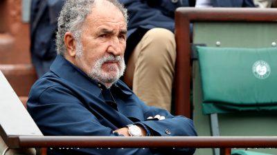 Ion Țiriac dă lovitura în tenisul mondial. I-a uimit pe toți, Djokovic este alături de el
