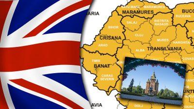 Orașul din România pe care britanicii vor să îl viziteze în 2021. Toată presa a scris despre el