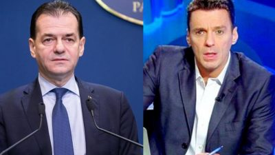 """Mircea Badea, avertisment dur pentru Ludovic Orban: """"I s-a mai întâmplat o dată"""""""