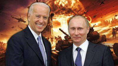 Începe războiul? Joe Biden, mesaj alarmant pentru Vladimir Putin despre Crimeea