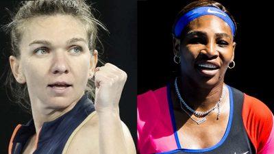 Șoc: cine e favorită la casele de pariuri dintre Serena Williams și Simona Halep