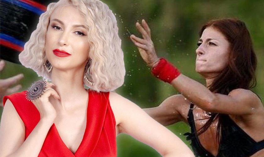 Andreea Bălan, alături de Elena Marin la Survivor România. Mesajul neașteptat al cântăreței