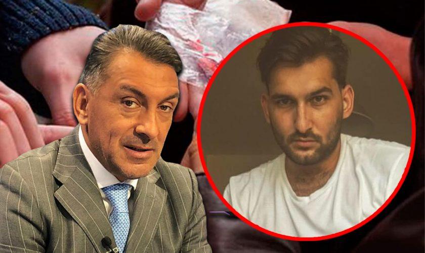 Băiatul lui Ilie Dumitrescu a vândut cocaină. Câți bani câștiga alături de un prieten