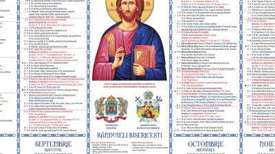 Calendar ortodox, marți, 16 februarie. Ce sfinți sunt sărbătoriți azi