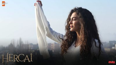 Cine este Ebru Șahin, Reyyan din Hercai. Imagini de colecție cu superba actriță