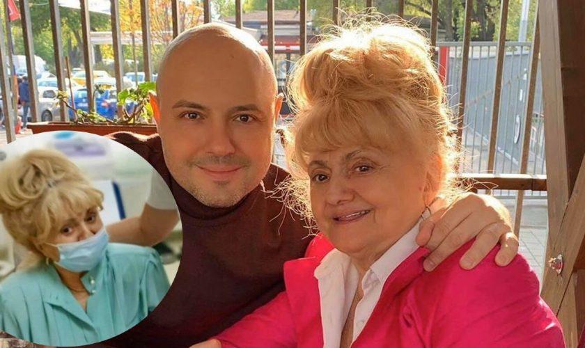 Clipe cumplite pentru Mihai Mitoșeru. Mama lui a ajuns de urgență la spital, din nou