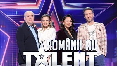 Cum și-au făcut apariția jurații de la Românii au talent. Reacțiile superbe ale vedetelor
