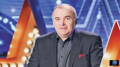 Cum arăta Florin Călinescu în tinerețe și la debutul său la Pro TV. Imagini de colecție