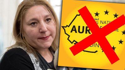 Diana Șoșoacă, exclusă din AUR. Decizia momentului în România, motivul este incredibil