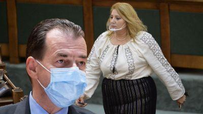 Diana Șoșoacă l-a prins pe Ludovic Orban cu minciuna. Cum păcălește românii cu pensiile, de fapt