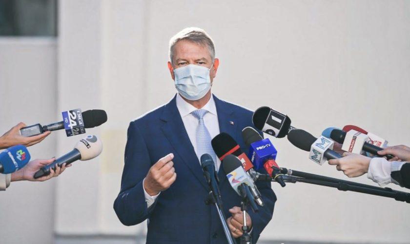 Klaus Iohannis, decizie radicală de ultimă oră. Pe cine a chemat în țară din SUA și Germania