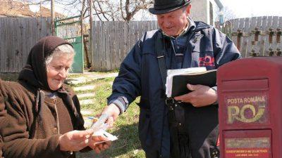Pensii 2021. Poștașii nu vor mai aduce banii acasă. Vești proaste pentru milioane de pensionari