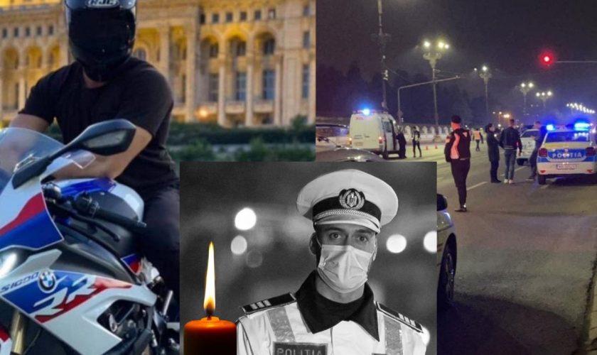 Polițistul Ionuț Negrilă și-a prevestit moartea. Ce a putut să dezvăluie înainte de accidentul fatal
