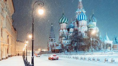 """Rusia, asediată de joi seară. Autoritățile sunt în alertă: """"O apocalipsă"""""""