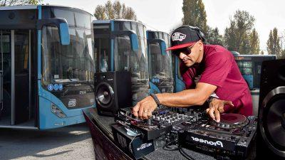 Un DJ celebru lucrează la STB. Cum a fost posibil, a apărut și la UNTOLD