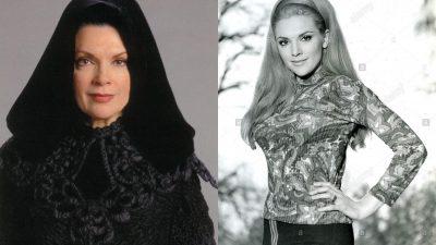 Încă o cântăreață celebră a murit, la început de 2021. A fost și actriță în Star Wars