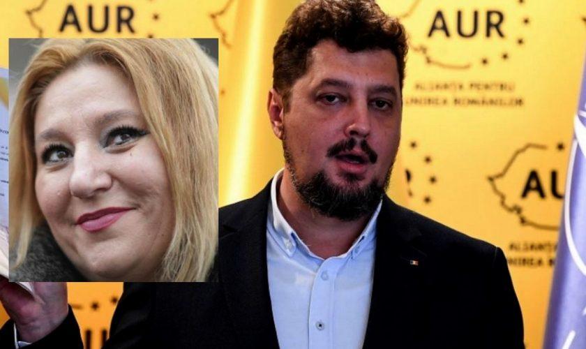 """Claudiu Târziu spune adevărul despre Diana Șoșoacă. Cum ar fi ajuns parlamentar, de fapt: """"Șantaj"""""""
