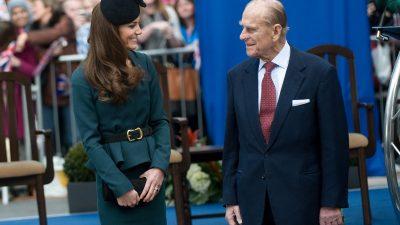 De ce Prințul Philip nu a fost rege deși Kate Middleton va deveni regina. Motivul e uluitor