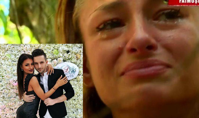 Ce a făcut iubitul Elenei Marin pentru Faimoasa de la Survivor. S-a uitat de 50 de ori la moment
