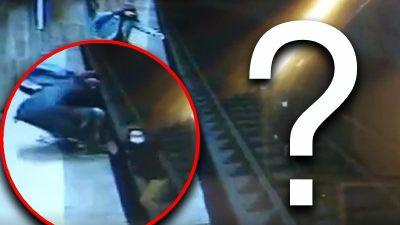 EXCLUSIV S-a aflat cine este unul dintre salvatorii de la metrou. E băiatul unui fotbalist celebru, reacția de ultim moment