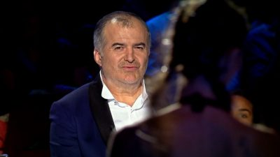 Concurenta cu 100.000 de cristale Swarovski l-a lăsat mască pe Florin Călinescu: 'Te văd și marțienii'