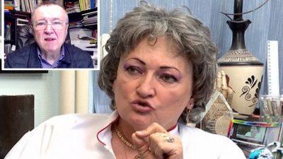 Monica Pop, reacție furibundă după ce jurnalistul Ion Cristoiu a transmis că se simte rău după vaccinul anti-Covid-19. Cum sunt mințiți cetățenii