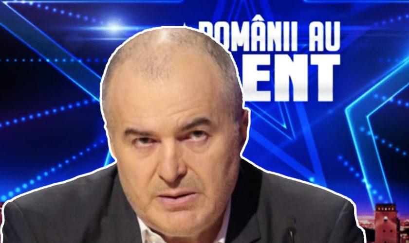 Florin Călinescu a uluit toată România. Mesajul șocant de la Românii au talent