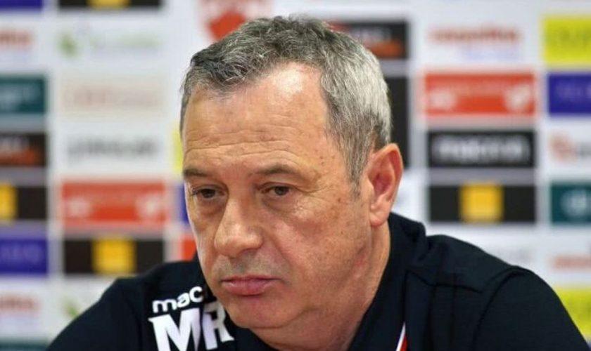 Antrenorul Mircea Rednic, diagnosticat cu Covid-19. Anunțul oficial făcut de FC Viitorul